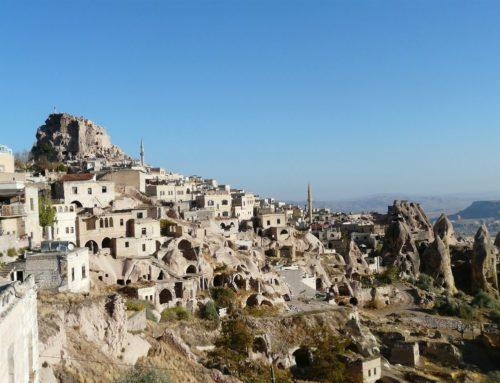 Невшехир в Турции — уникальный город в Центральной Анатолии