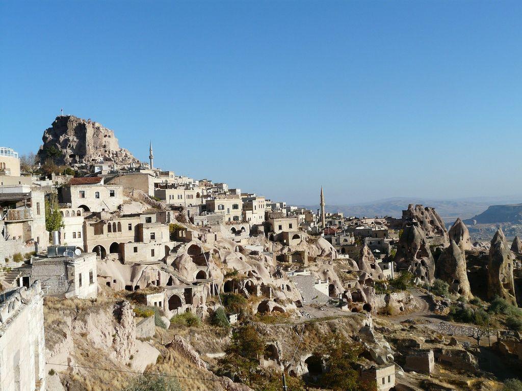 Невшехир, Турция, фото