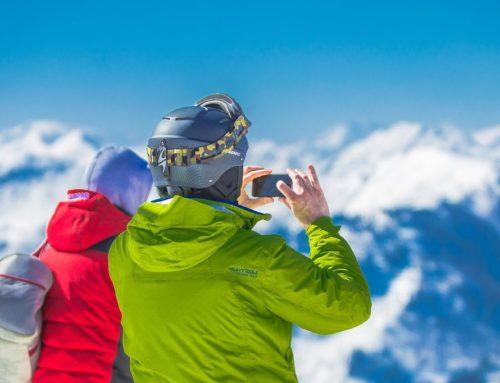 Молодой горнолыжный курорт Паландокен в Турции
