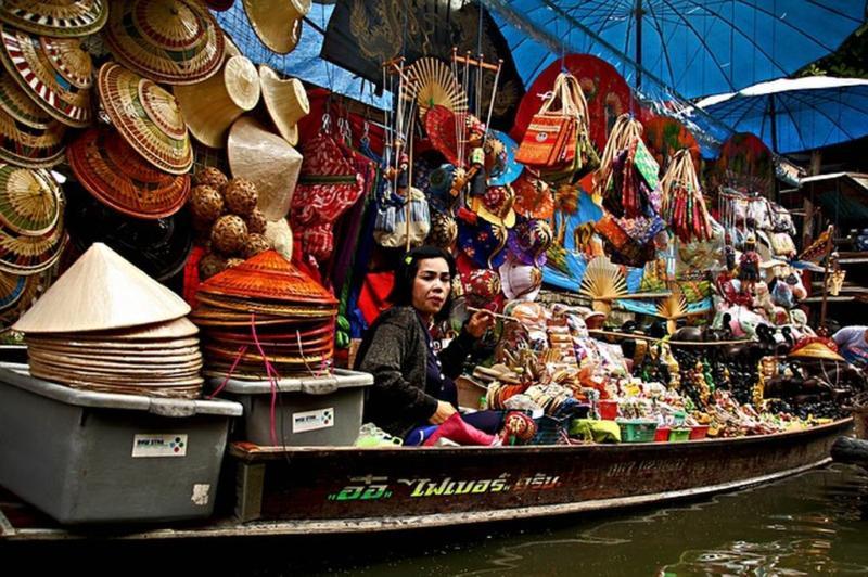 Сувениры из Таиланда, фото