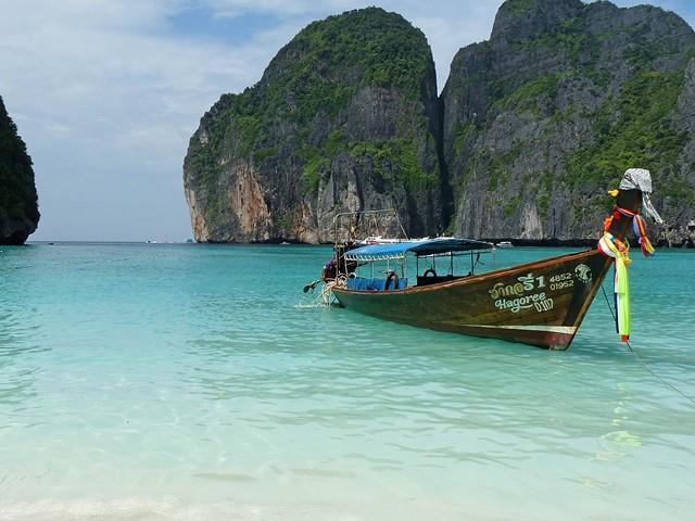 Самые красивые пляжи Таиланда - топ 2019 года