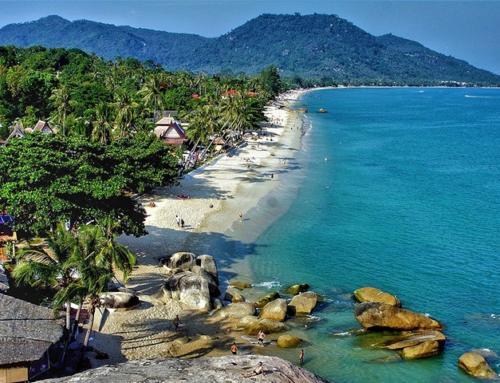 Обзор лучших пляжей Самуи — самые красивые места на побережье