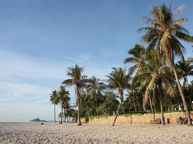 Пляжи Хуахина, фото