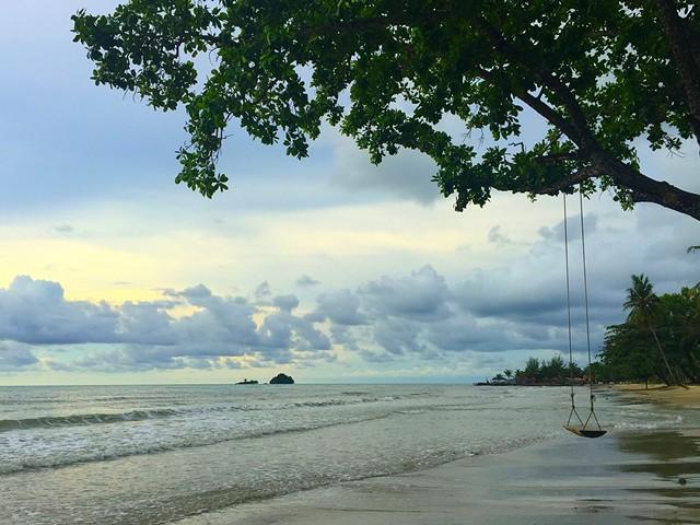 Остров Ко Чанг в Таиланде 🏝️ идеальное место для пляжного отдыха