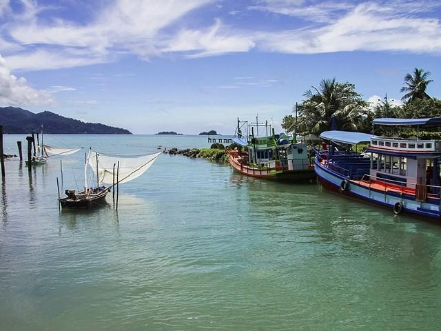 Идеальное место для пляжного отдыха - остров Ко Чанг в Таиланде