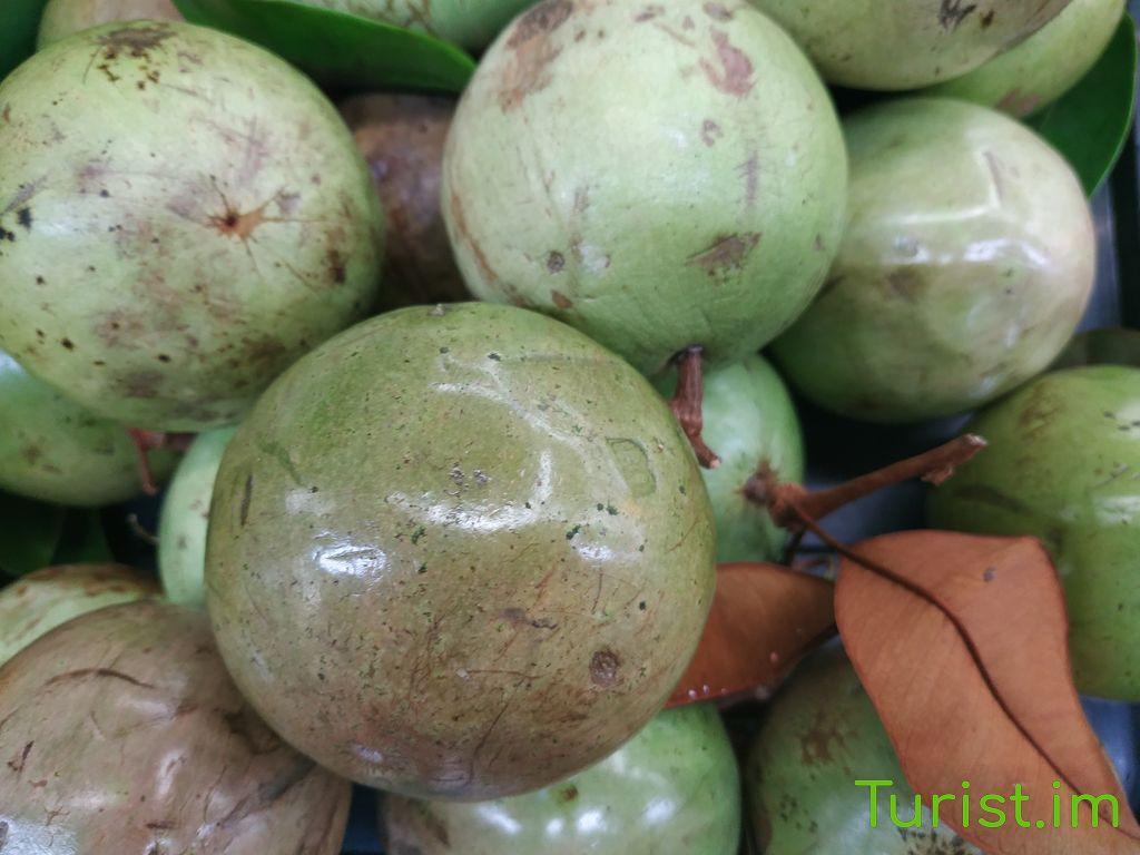 Экзотические фрукты Вьетнама   фото с названием и описанием