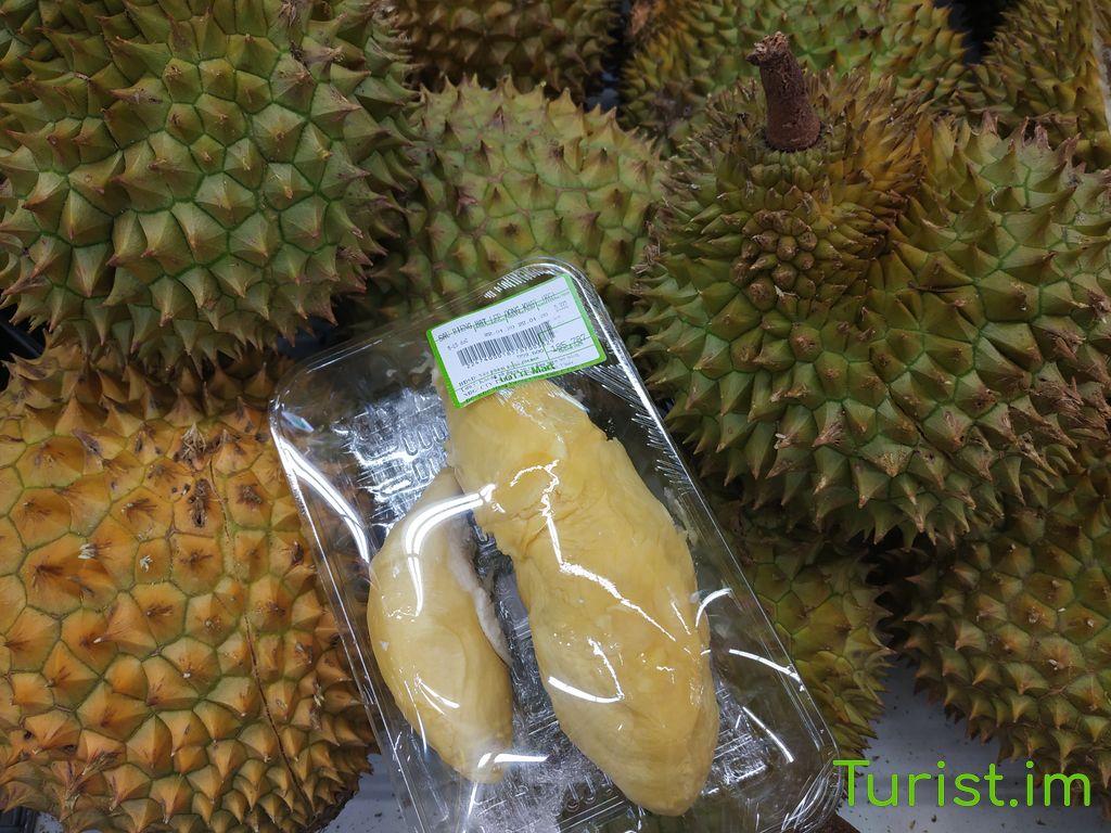 Вывоз фруктов из Таиланда в Россию 🥭 правило 5 кг