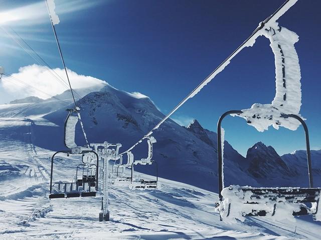 Самые популярные горнолыжные курорты Турции 🏔 🎿
