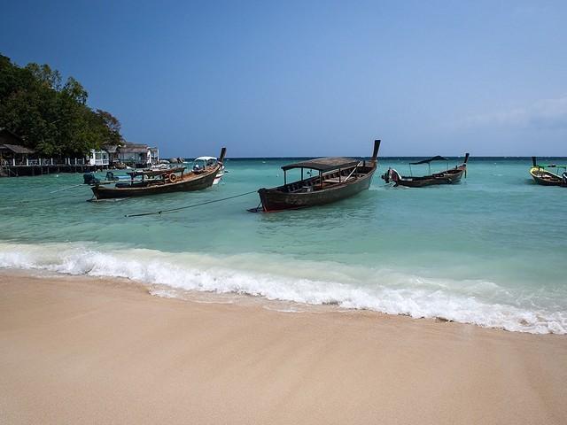 Уникальное место для отдыха бэкпекеров и дайверов - остров Ко Тао в Тайланде