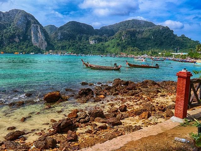 Самые известные и посещаемые острова Пхи-Пхи в Таиланде