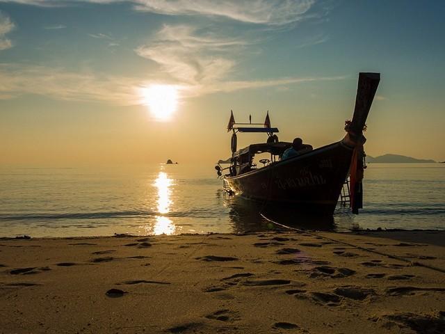 Настоящий райский уголок - остров Ко Липе в Тайланде