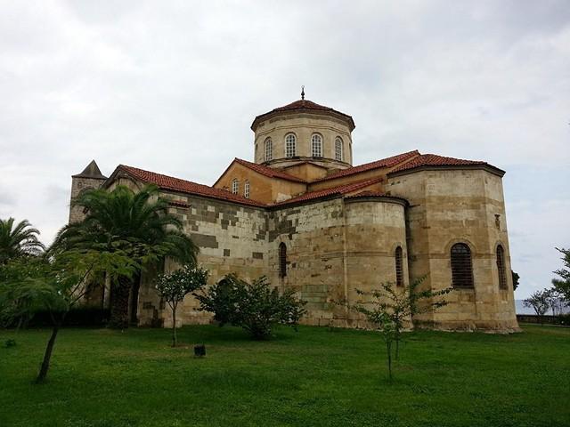 Город Трабзон в Турции - изучаем местные особенности и устраиваем бюджетный шопинг