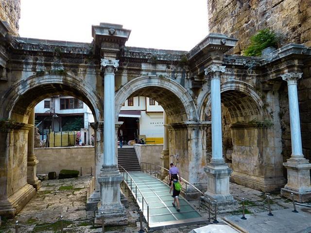 Старый город Калеичи в Анталии: достопримечательности, как добраться