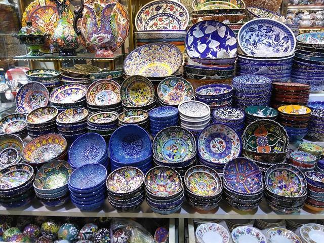 Что привезти из Стамбула -лучшие рынки, базары и торговые центры