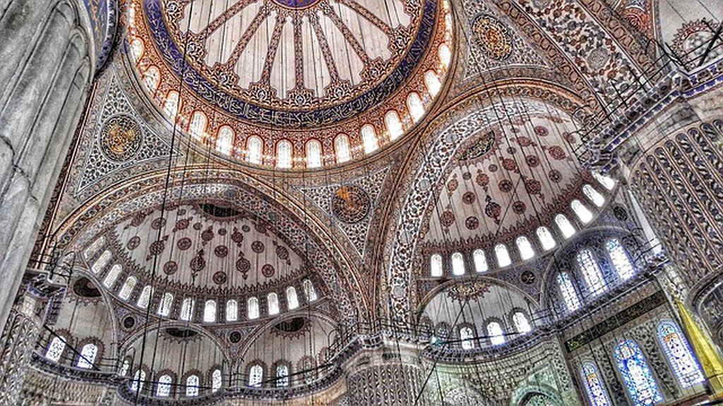 Архитектурная ода любимой женщине - мечеть Хюррем Султан в Стамбуле