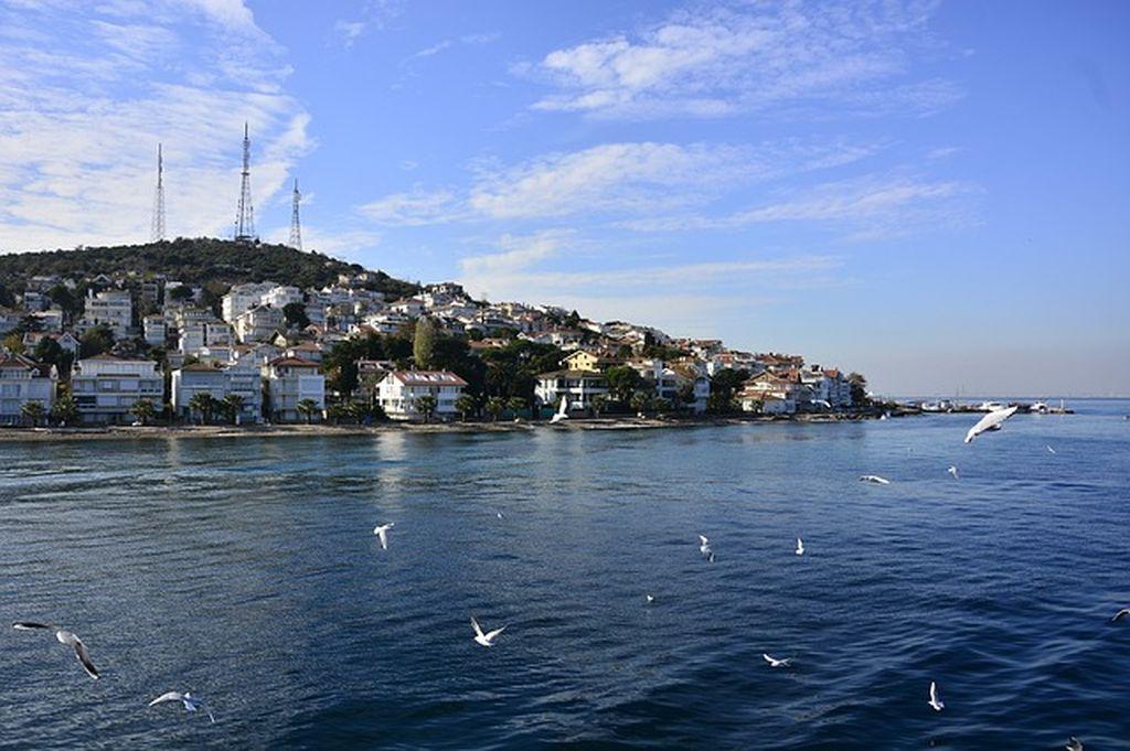 Элитный архипелаг в Стамбуле - Принцевы острова