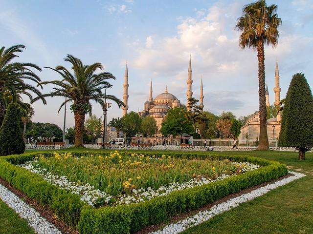 Историческое сердце Стамбула - Султанахмет