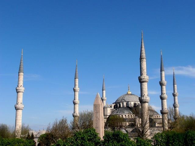 Стамбул - достопримечательности и культурный отдых в Турции