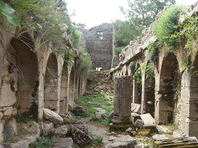 Изучаем древние города Турции - достопримечательности Манавгата