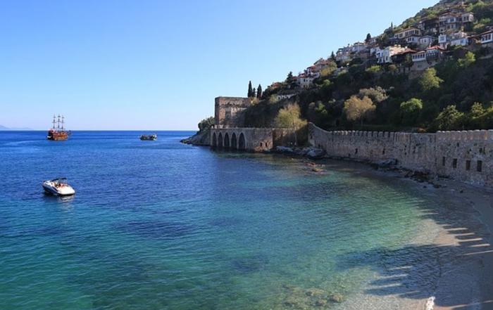 Сокровища Антальи - лучшие пляжи на побережье