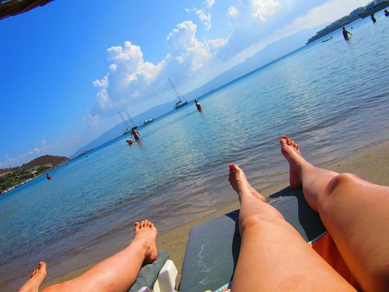 Бодрум - пляжи тусовочного побережья Турции