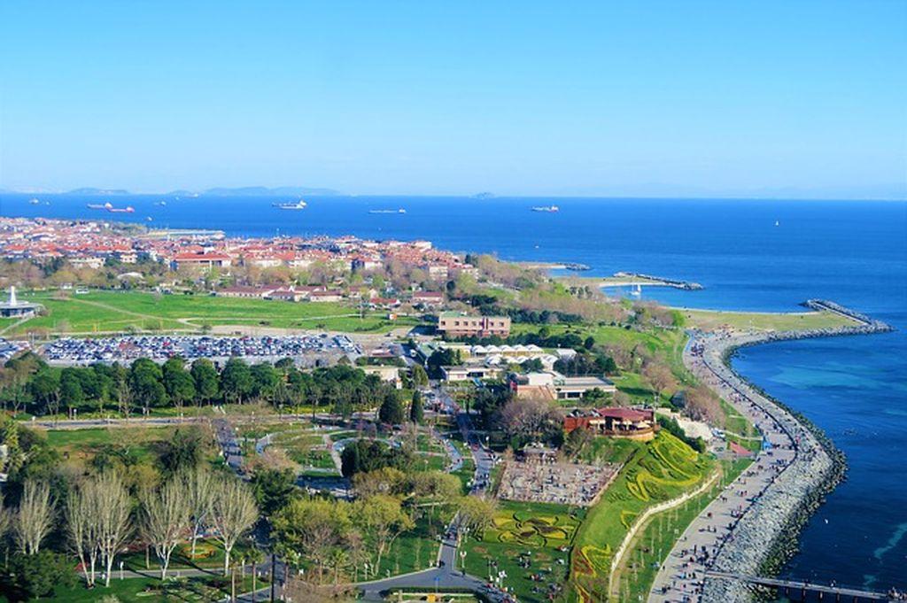 Пляжи Стамбула - изучаем побережье древнего города