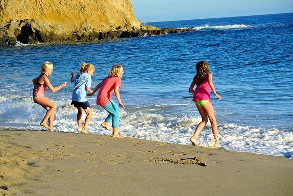 Отдых с детьми в Судаке - недорого у моря