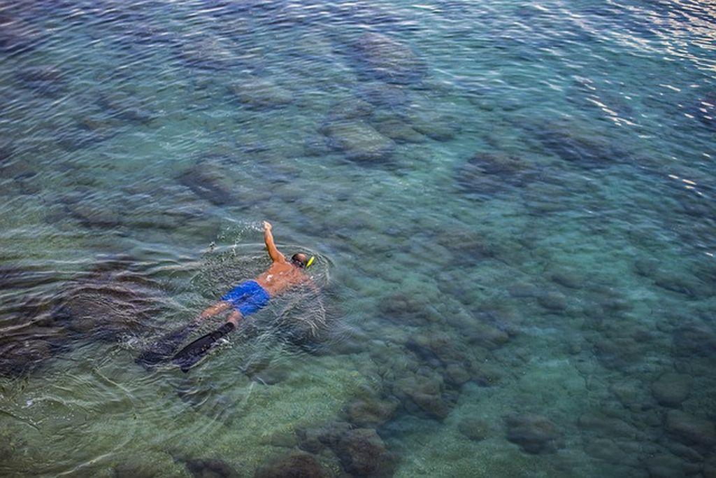 Пляж Клеопатра в Аланье - лучшее место для купания в Турции