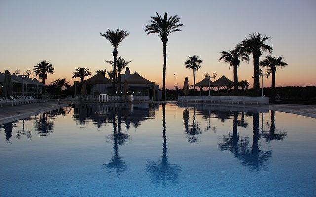Август в Тунисе - пик туристической активности в стране
