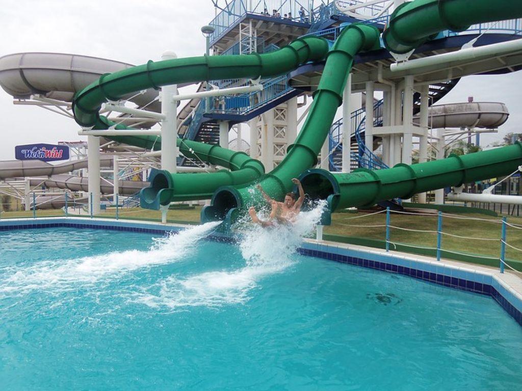 Отели Турции с аквапарком - яркий семейный отдых