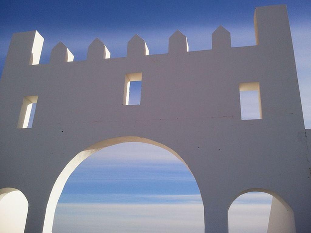 Ясмин в Тунисе - самый продвинутый курорт в заливе Хаммамет
