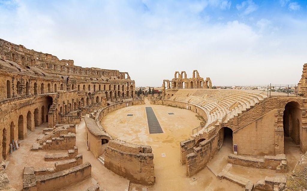 Эль-Джем в Тунисе - место с богатой историей