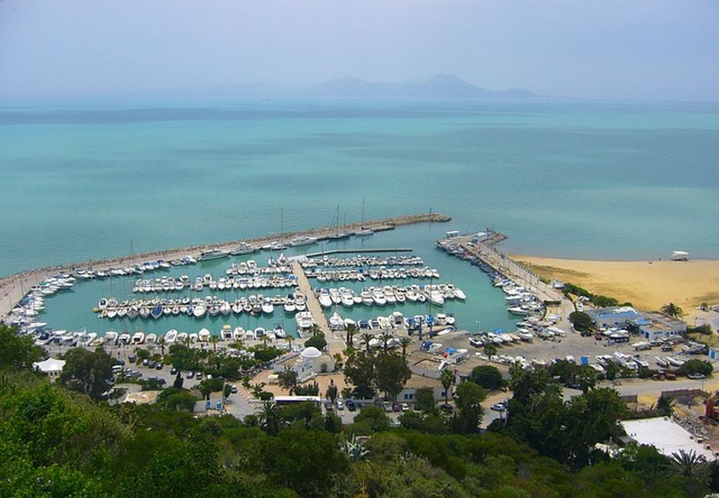 Порт Эль-Кантауи ☀ настоящий туристический заповедник