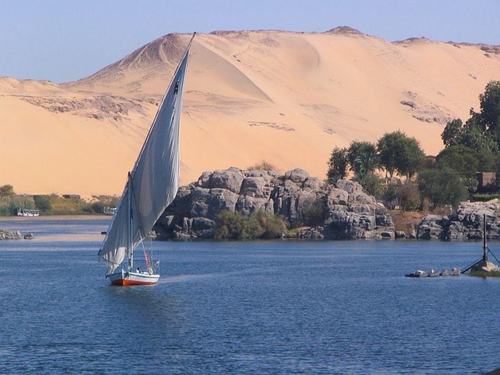 Круизы по Нилу 🚢 цены на популярные маршруты