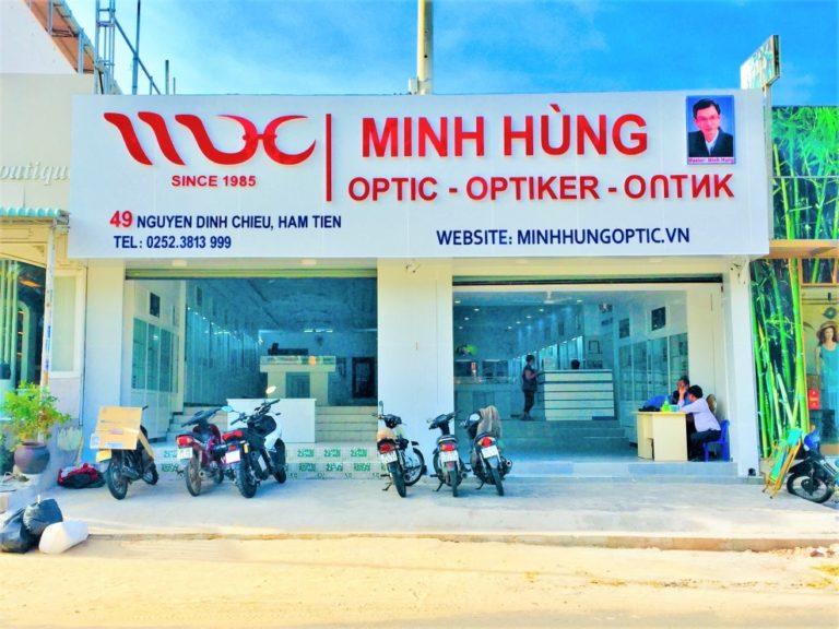 Minh Hung Oптикa – Mагазин очков