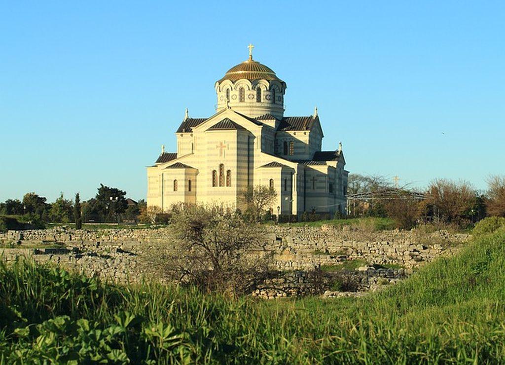 Херсонес Таврический, Крым, фото