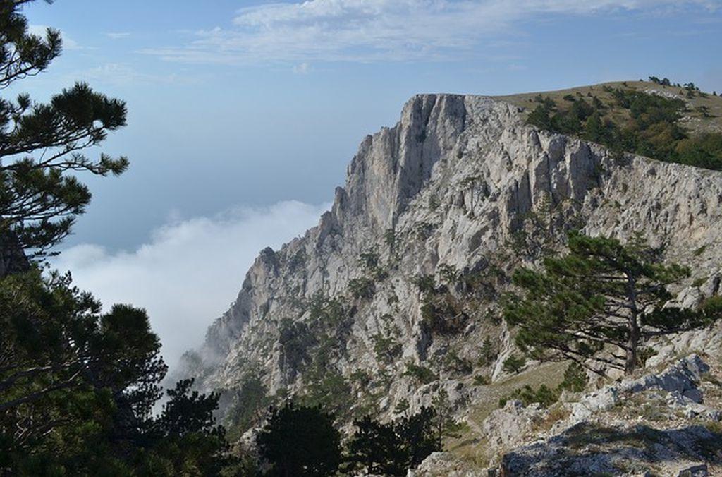 Гора Ай-Петри в Крыму, фото