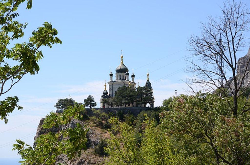 Форосская церковь, фото