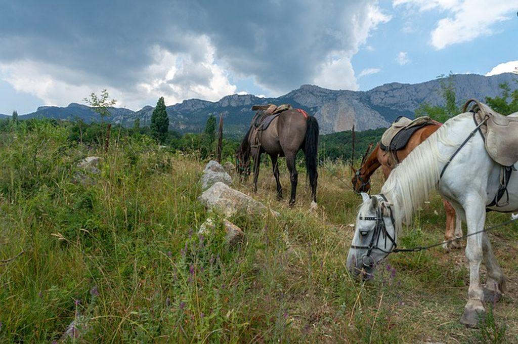 Гора Ай-Петри, Крым, фото