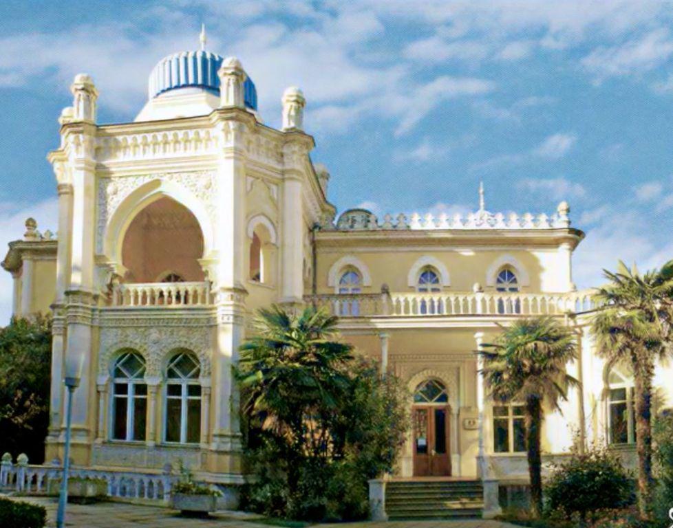 Дворец Эмира Бухарского, фото