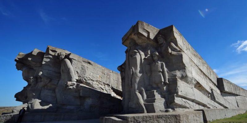 Аджимушкайские каменоломни, Крым, фото