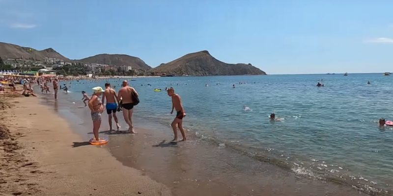Орджоникидзе, Крым, фото