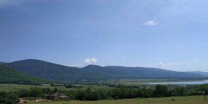 Байдарская долина в Крыму 🏞️ отдых среди гор