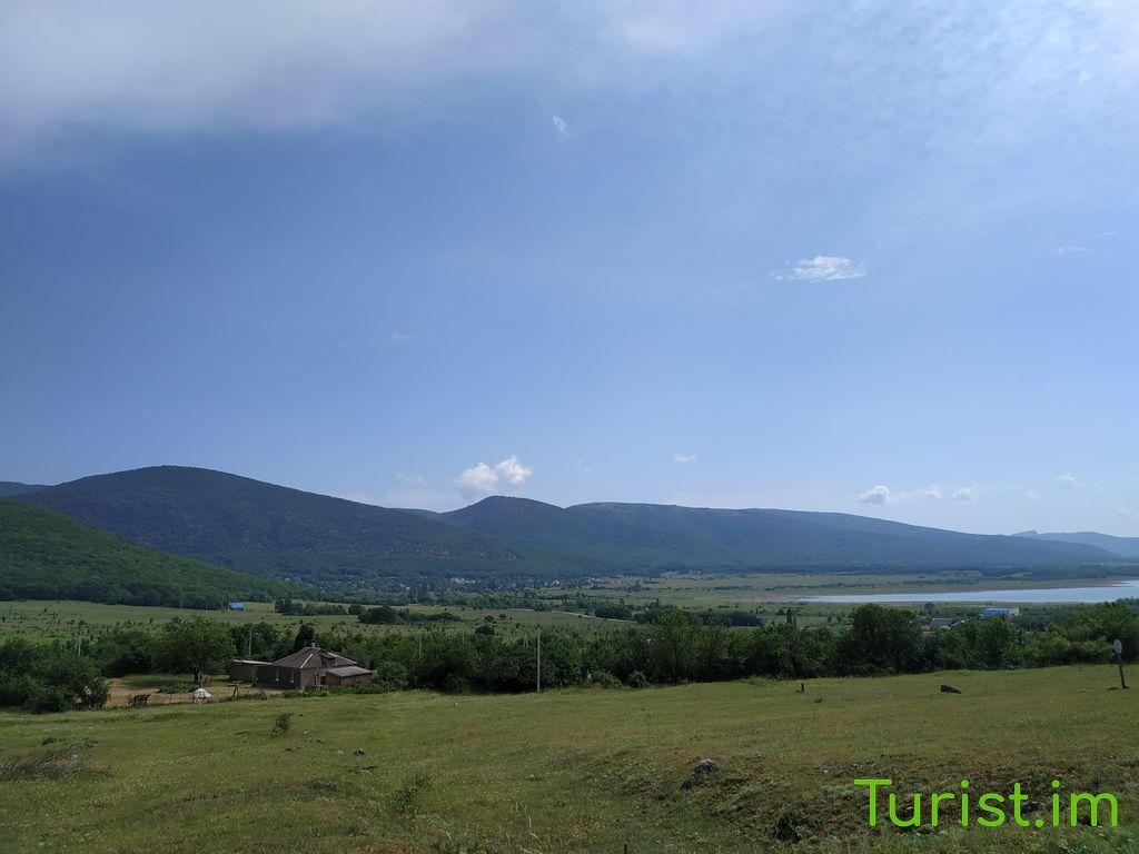 Байдарская долина, Крым, фото