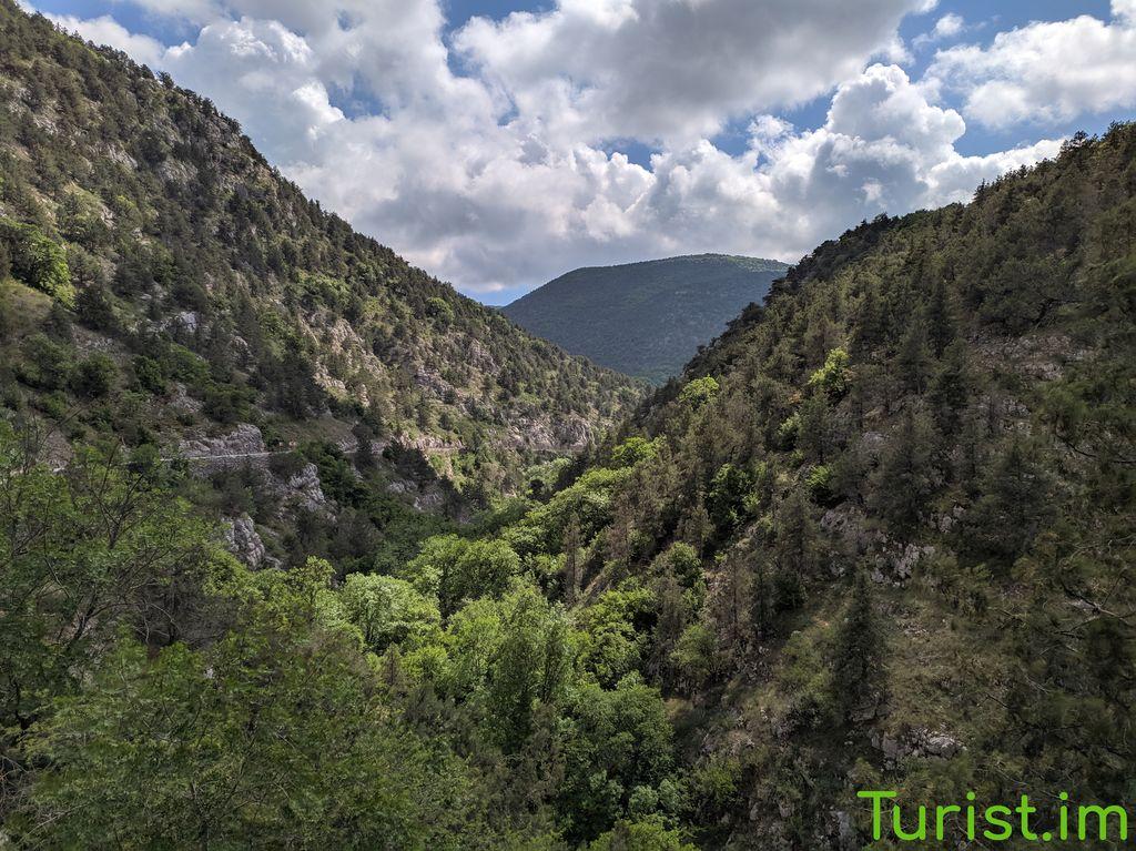Каньон Узунджа, Крым, фото