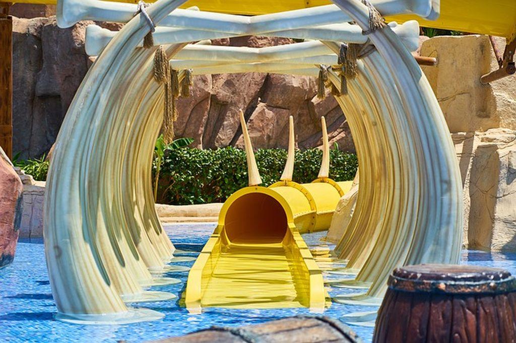 Аквапарк Atlantis Aquaventure, Дубай, фото