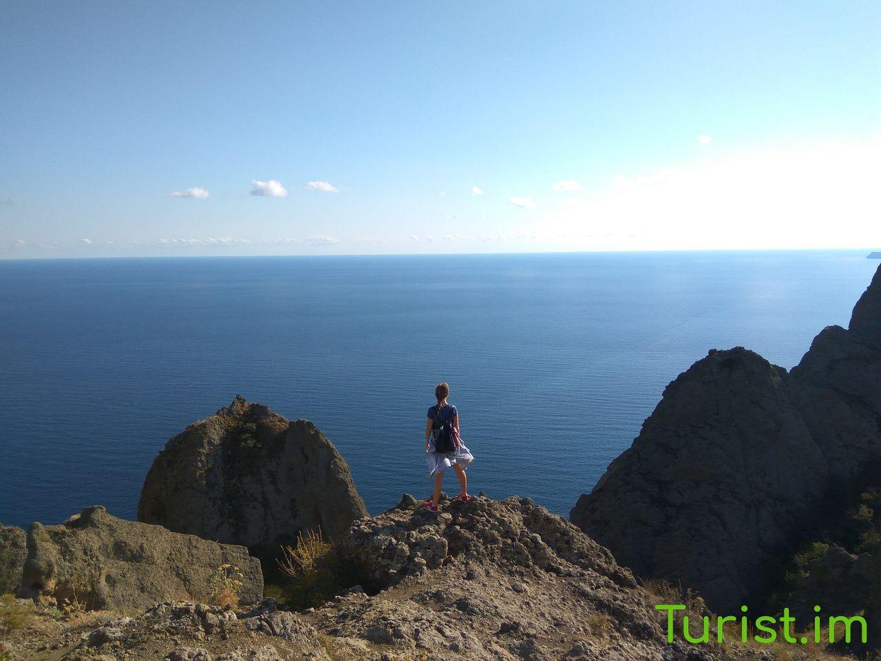 Карадагский заповедник в Крыму 2, фото